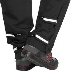 Protective Seattle Pantalones de lluvia Hombre, negro